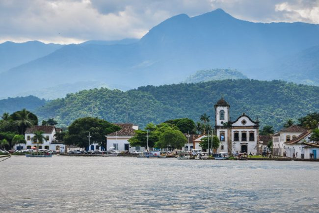 Discover Paraty with Brazil selection