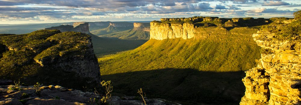 Sunset at Chapada Diamantina.