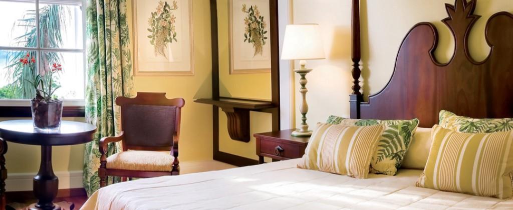 Room in famous Rio de Janeiro hotel - Copacabana Palace.