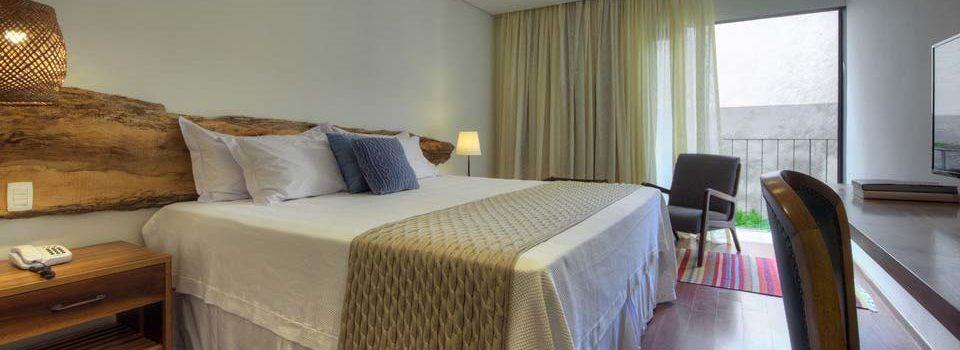 chambre superior hotel Villa Amazonia à Manaus