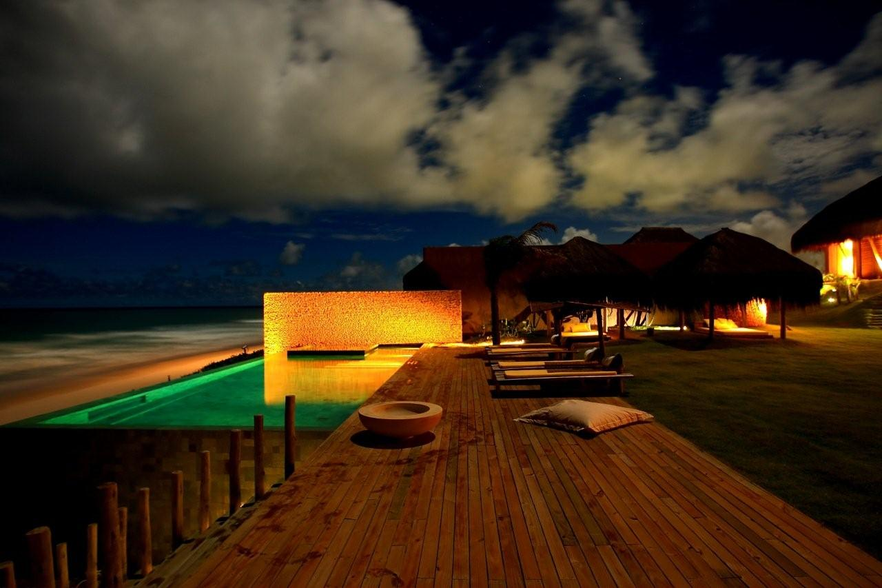 kenoa resort la nuit