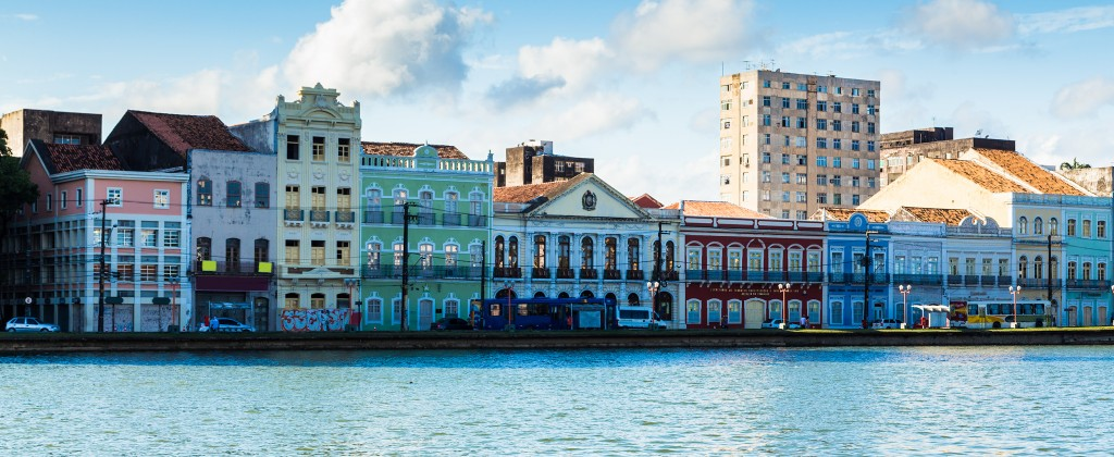 Recife, the tropical venice.
