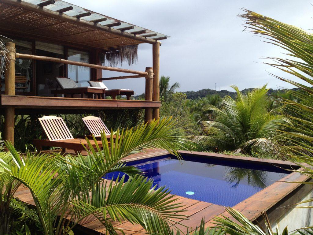 Txai Itacare Resort Accomodation -premium bungalow