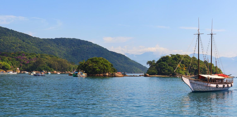 ilha grande view