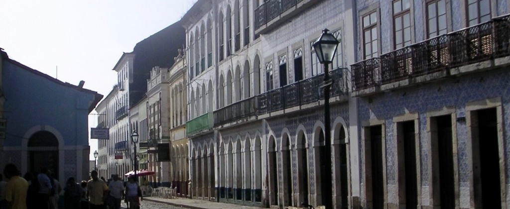 The colourful and colonial city of São Luís.