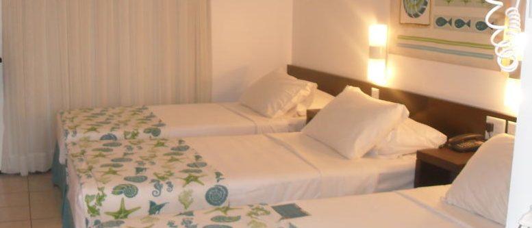 Accommodation-Hotel Sonata de Iracema