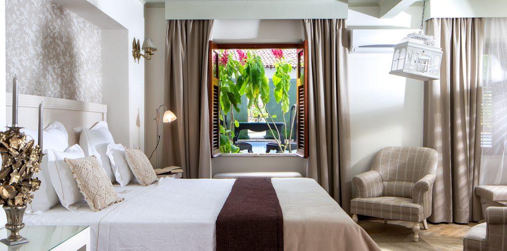A beautiful and modern bedroom in Casa de Santo Antonio in Parnaíba.