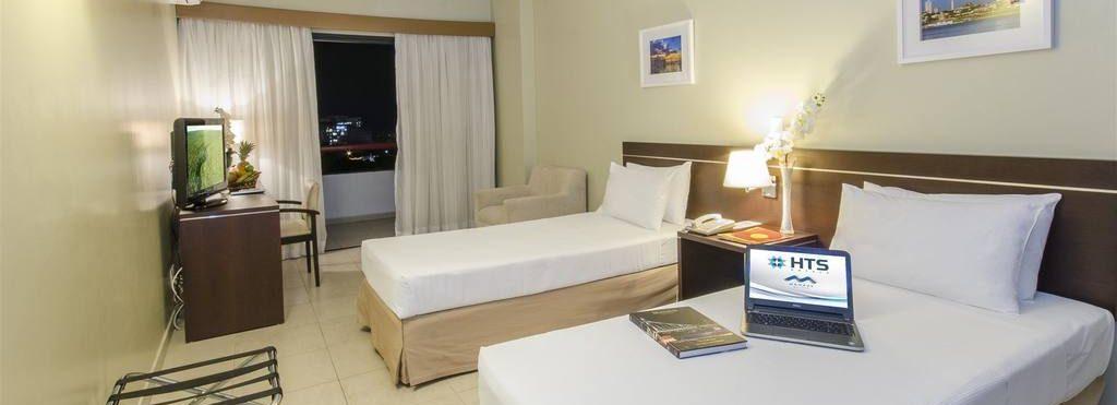 Standard room in St Pauls in Manaus.