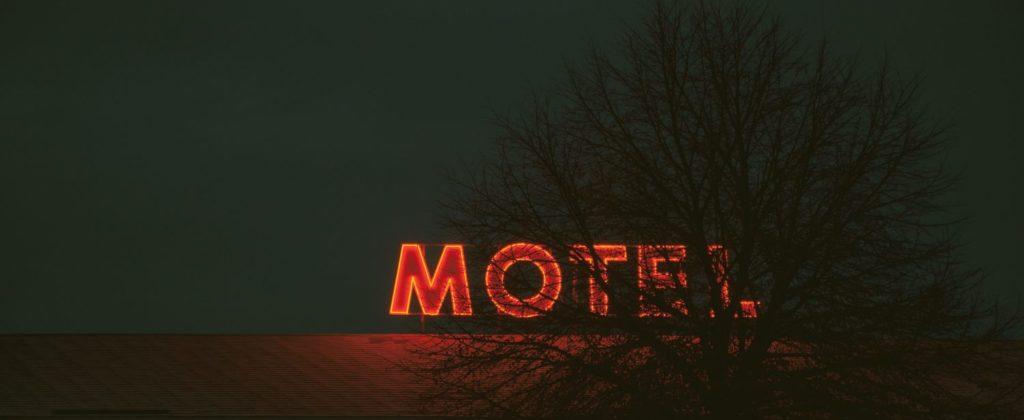 Brazilian Motel Neon Sign