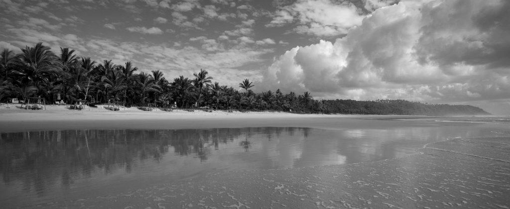 Beach at Txai, Itacaré.
