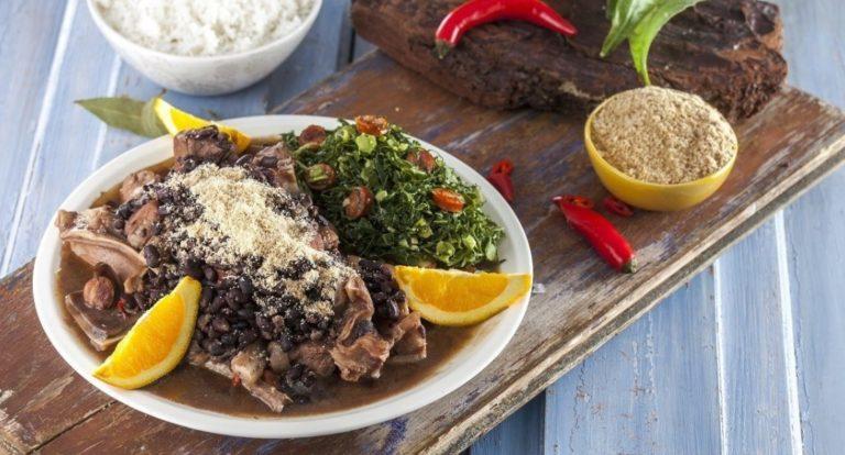 Feijoada - The national dish of Brazil.
